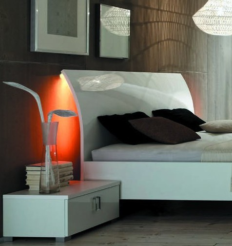 Kit luci a LED per testiera letto decorata o curva - Art 2080 ...