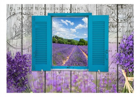 Fotomurale - Lavender Recollection