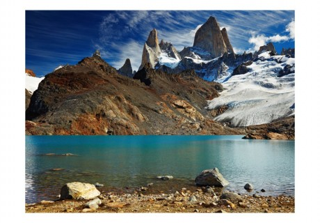 Fotomurale - Mount Fitz Roy, Patagonia, Argentina