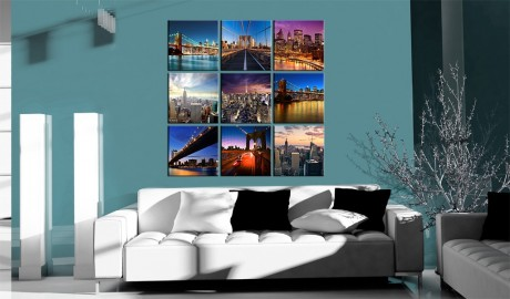 Quadro - New York in nove scene