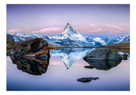 Fotomurale - Lonely Mountain