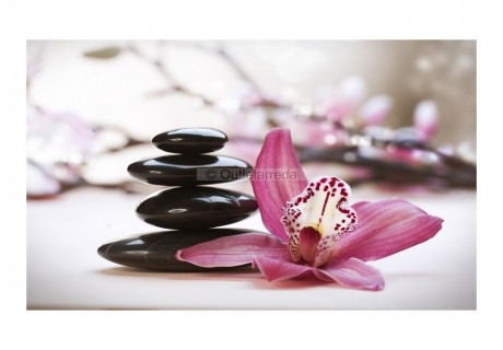 Fotomurale - Relaxation and Wellness