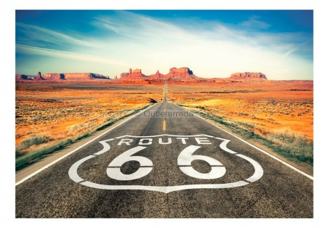 Fotomurale - Route 66