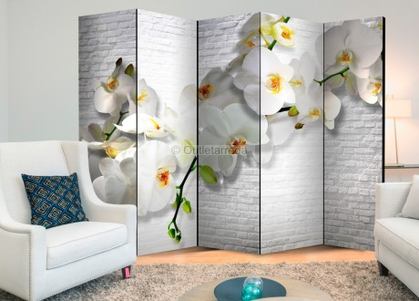 Paravento - The Urban Orchid II [Room Dividers]
