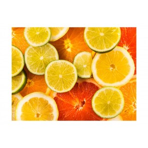 Fotomurale - Citrus fruits