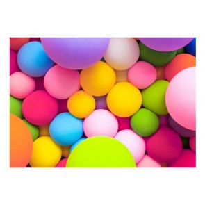 Fotomurale - Colourful Balls