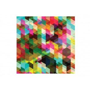 Fotomurale - Colourful Geometry