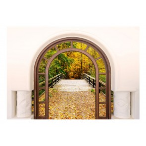 Fotomurale - Door To Autumn