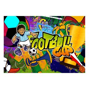 Fotomurale - Football Cup