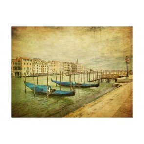 Fotomurale - Grand Canal, Venice (Vintage)