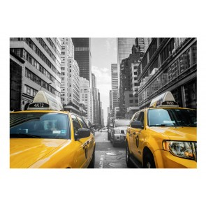 Fotomurale - New York taxi
