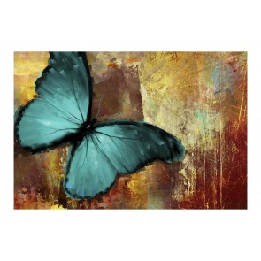 Fotomurale - Painted butterfly