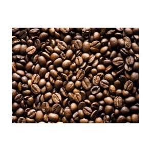 Fotomurale - Roasted coffee beans