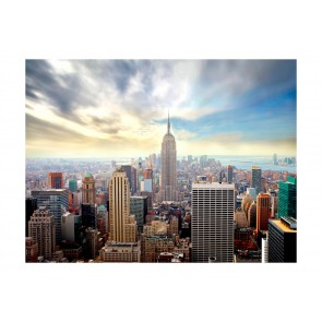 Fotomurale - View on Empire State Building - NYC