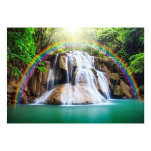 Fotomurale - Waterfall of Fulfilled Wishes