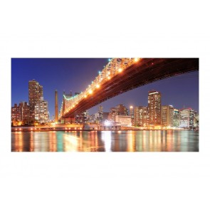 Fotomurale XXL - Queensborough Bridge - New York