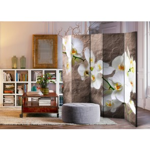 Paravento - Impeccability of the Orchid II [Room Dividers]
