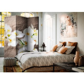 Paravento - Impeccability of the Orchid [Room Dividers]
