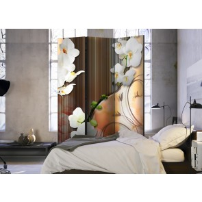 Paravento - Orchid [Room Dividers]