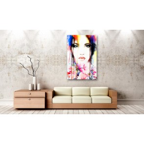 Quadro - Colourful Lady