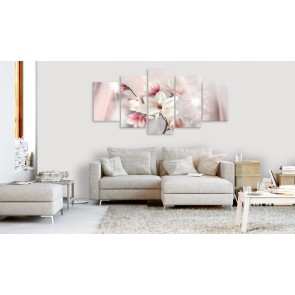Quadro - Dazzling Magnolias (5 Parts) Wide
