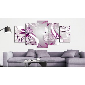 Quadro - Rose color viola