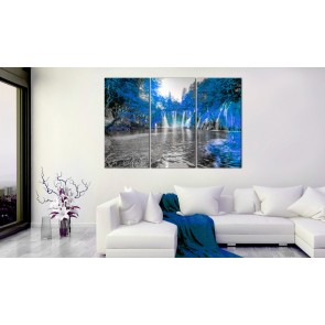 Quadro - Waterfalls os Sapphire Forest