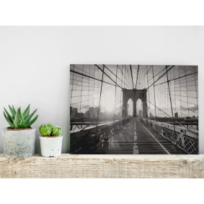 Quadro fai da te - New York Bridge
